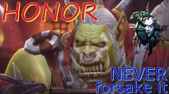 The Story of Varok Saurfang - Part 2 of 2 Lore