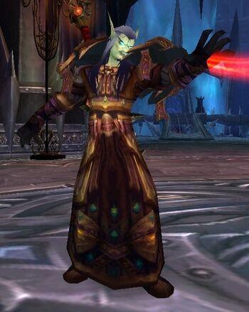 Darkfallen Blood Knight