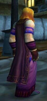 Hameya's Cloak