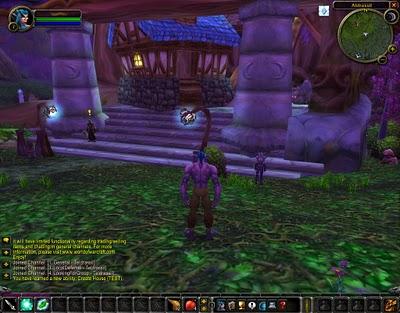 World of Warcraft housing