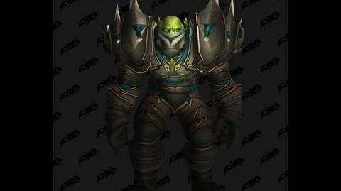 Bonescythe Armor - Rogue T3 Tier 3 - World of Warcraft Classic Vanilla