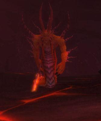 Flamewaker Hunter