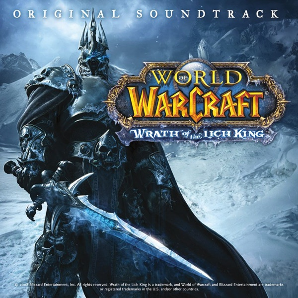 world of warcraft wrath of the lich king soundtrack