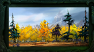 BlizzCon Legion - Stormheim concept art environment