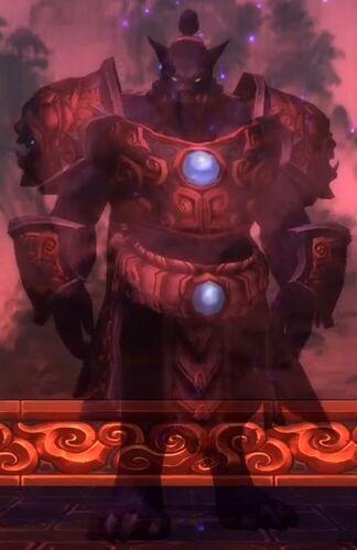 Emperor Dojan Firecrown