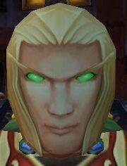 Flimsy Male Blood Elf Mask