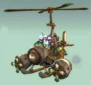 Flying machine air