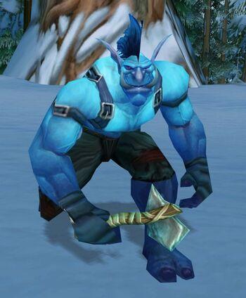Frostmane Snowstrider