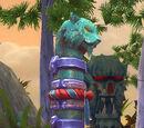 Jade Tiger Pillar