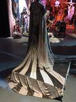 Lady Taria dress back