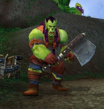 Orc Survivor
