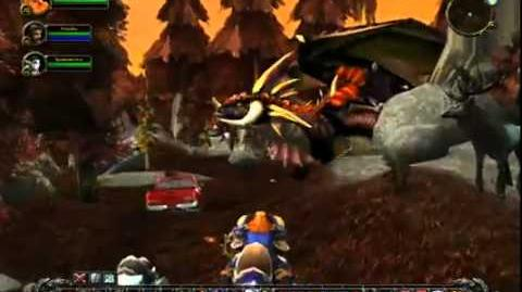 Toyota Tacoma Commercial World of Warcraft