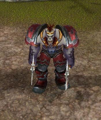 Warlord Halthar