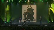 BlizzCon Legion concept art of The God King