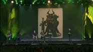 BlizzCon Legion concept art of The God King