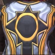 Argent Crusader's Tabard back cutout