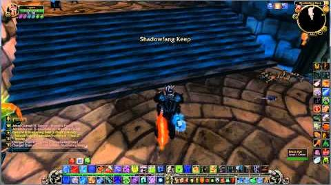 How to find your way into the Shadowfang Keep Dungeon - World of Warcraft