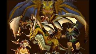Warcraft Racial Trivia Episode 1 - The Bronze Dragonflight
