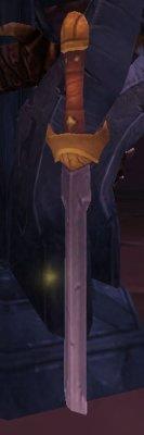 Battle-worn Sword