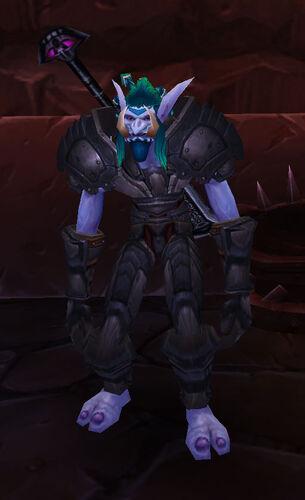 Blood Guard Zar'shi