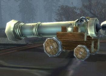 Rebel Cannon