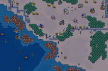 Stratholme Warcraft II in-game