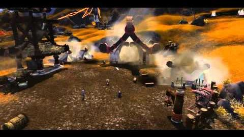 World of Warcraft Cutscene Westwind Rest