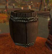 Barrel Standing