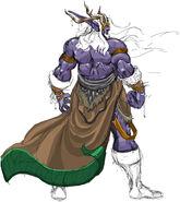 Kaledevi Druid