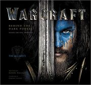 Warcraft Behind the Dark Portal art book cover from Amazon