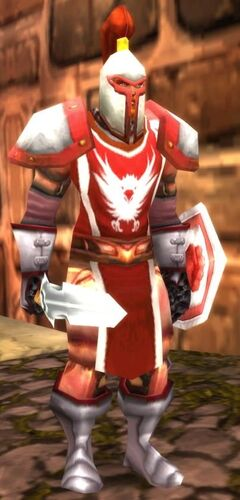 Stromgarde Defender