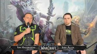 Battle for Azeroth Live Developer Q&A – April 26, 2018