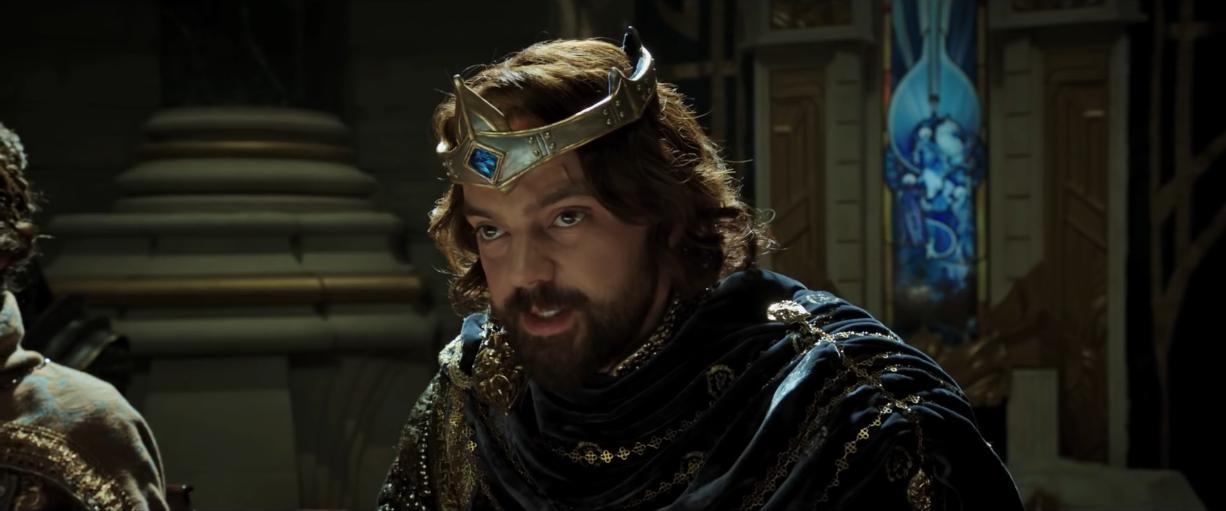 King Llane Wrynn World of Warcraft Movie Fantasy CostumesFilm ...