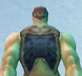 Prospector's Cloak, Snow Background, Human Male