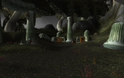 Shatterspear War Camp ruins2