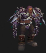 Garrosh in Warlady Armor