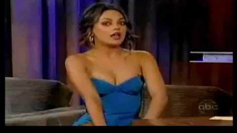 Mila Kunis About WoW