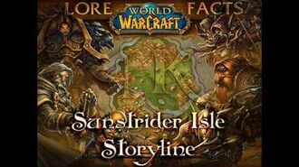 Sunstrider Isle Storyline n' Lore World of Warcraft 4K