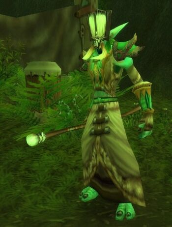 Witch Doctor Uzer'i