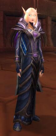 Cyanigosa elf