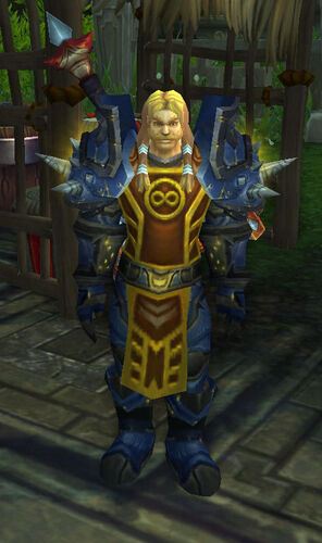 Warden Virgil