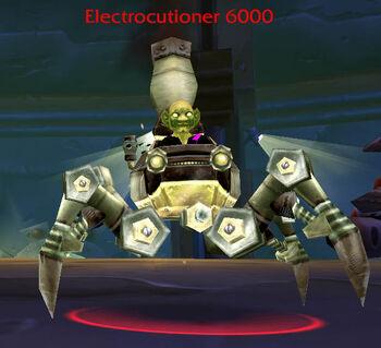 Electrocutioner 6000