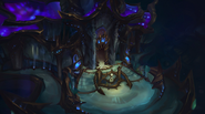 World of Warcraft entrance to Azshara's Eternal Palace - Blizzcon 2018