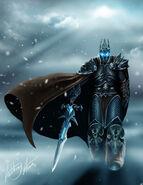 Arthas the lich king by anthonyavon-d562dri