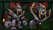 BlizzCon Legion High Mountain Drogbar Chieftan