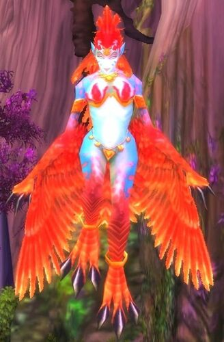 Bloodfeather Rogue