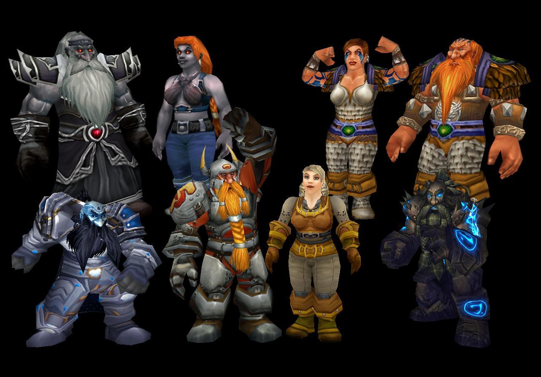 Dwarf Wowwiki Fandom Powered By Wikia