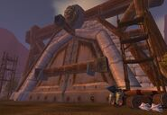 Stormwind Harbor - Gate