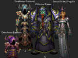 Warlock sets