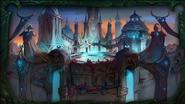 BlizzCon Legion Suramar Palace concept2